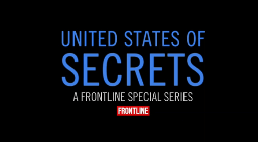 PBS Frontline United States of Secrets