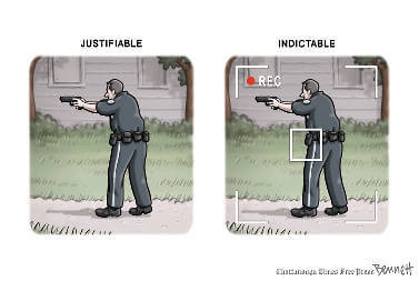 Justifiable or Indictable?