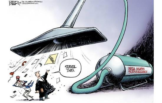 NSA Surveillance Vacuum