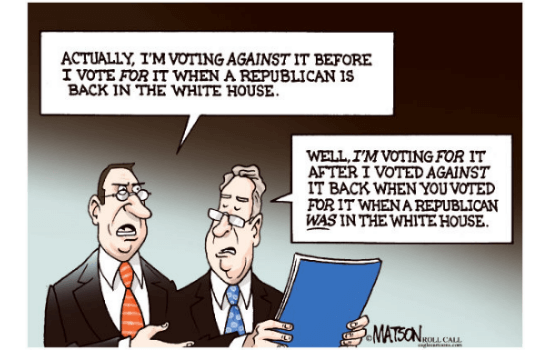Partisan Voting