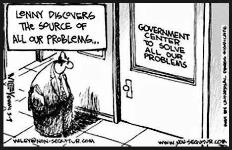 The Center for Government Bureaucracy Center