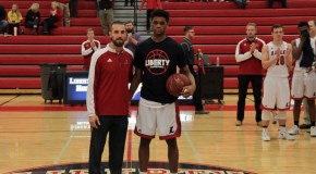 Congratulations Kaleb Overall – 1,000 Career Points