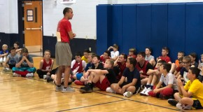 Liberty Eagles Basketball Camp – Day One