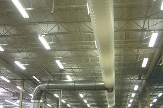 Fabric Ducts  Economical and Efficient Way To Evenly