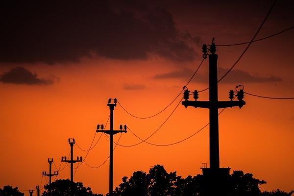 Torres abastecimento elétrico
