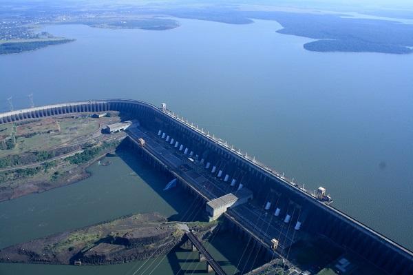 Usina Hidrelétrica de Itaipu | Fonte: congressoemfoco.uol.com.br
