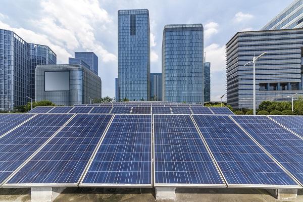 Orientação e inclinação dos painéis solares