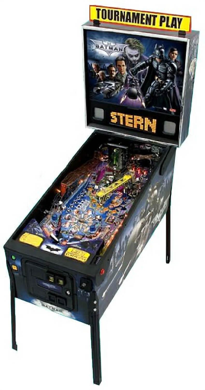 Stern Batman The Dark Knight Pinball Machine  Liberty Games