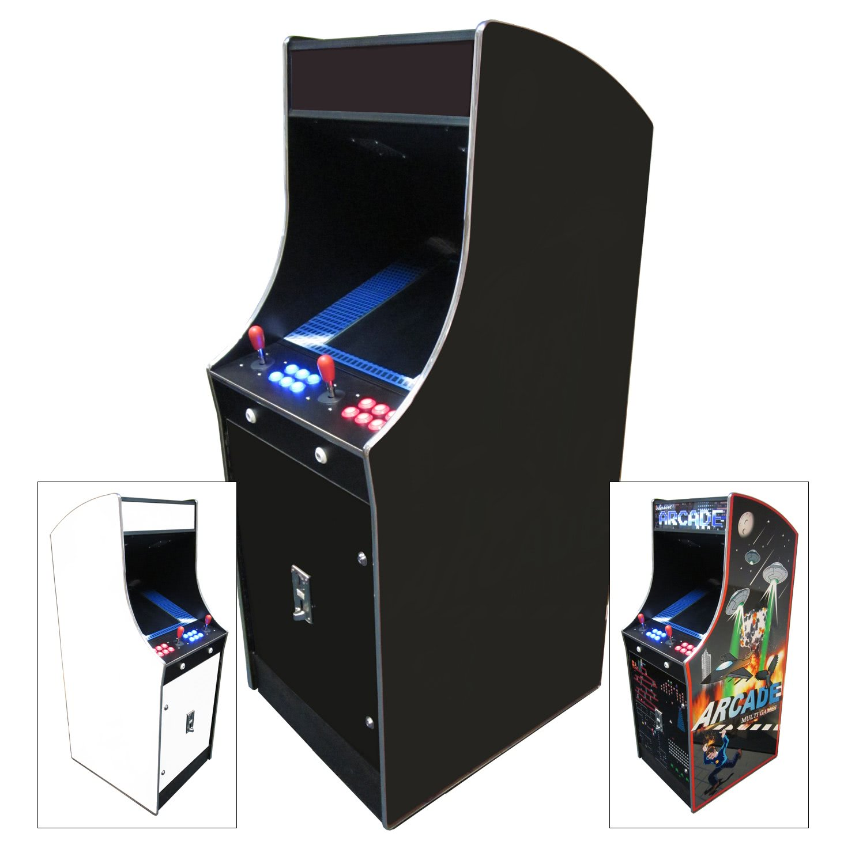 Frontier Customisable Arcade Machine  Liberty Games