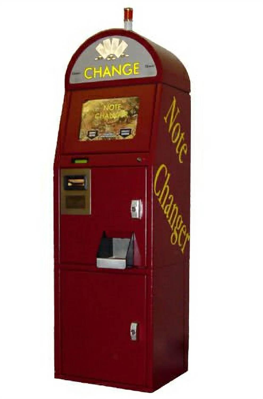 Thomas 5001 Ardac Elite Note To Coin Change Machine