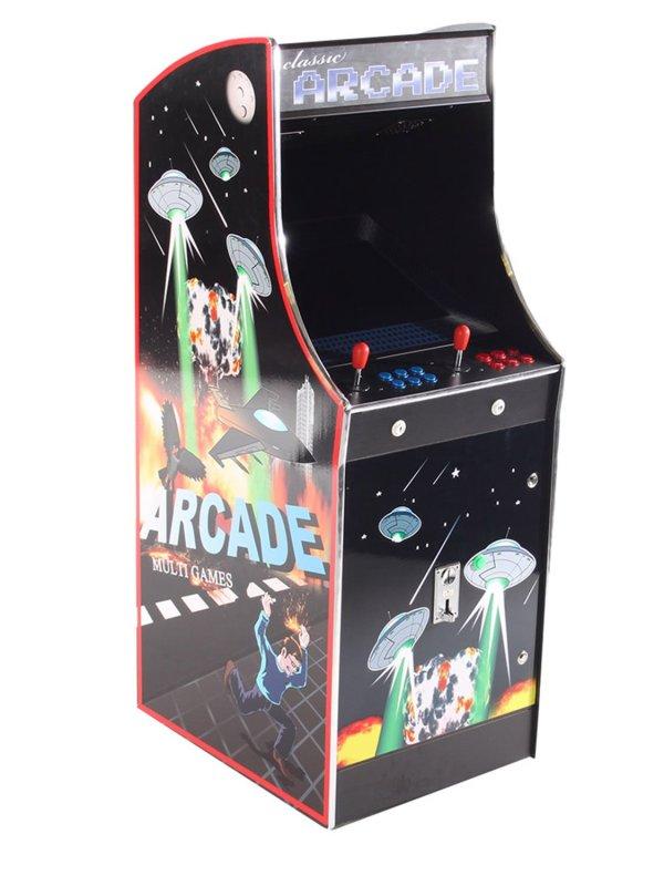 Cosmic Fighter Multi Game Arcade Machine Liberty Games