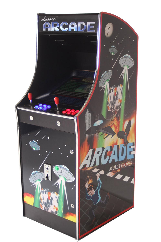 Cosmic III 2000in1 Multi Game Arcade Machine  Liberty Games