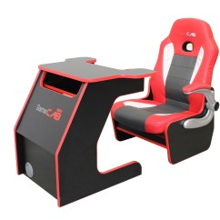 Chair Games For Seniors Open Back Dining Room Chairs Gamecab Racer Desk Liberty