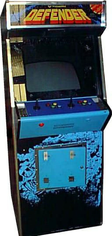 Williams Defender Arcade Machine  Liberty Games