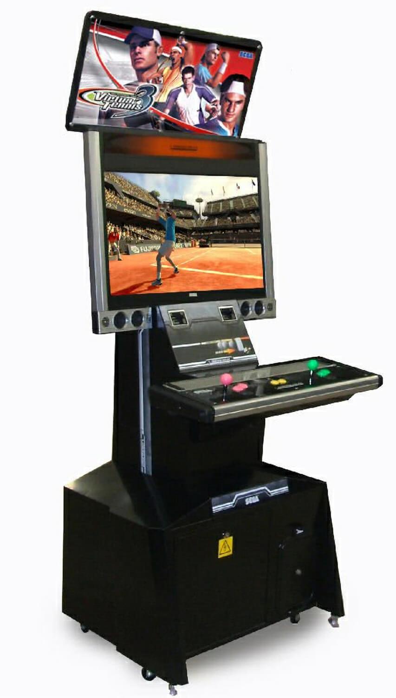 Sega Virtua Tennis 3 Lindbergh Arcade Machine  Liberty Games