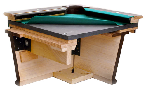 How To Assemble A Slate Pool Table Brokeasshome Com
