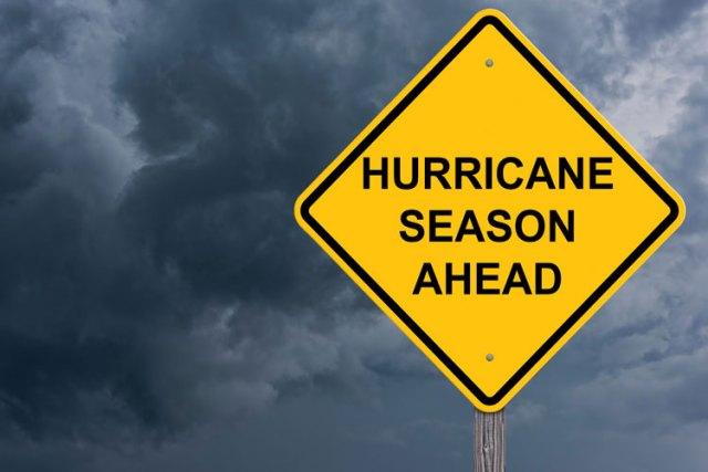 Hurricane Season is Coming