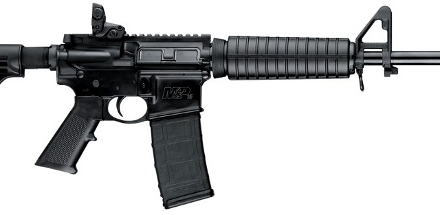New Smith & Wesson M&P Sport II, 5.56 NATO: $649