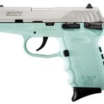 New SCCY CPX1, 9mm, 3.1″ BBL, Blue & Satin: $289