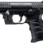 New Walther CCP, 9mm, 3.54″ Barrel, Viridian Red Laser, Polymer Frame, Black Finish, 2 magazines, 8 Rounds: $379