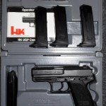 Classified Item – H&K USP 40 Compact, .40 S&W, 5 Magazines, Night Sights: $599 Firm