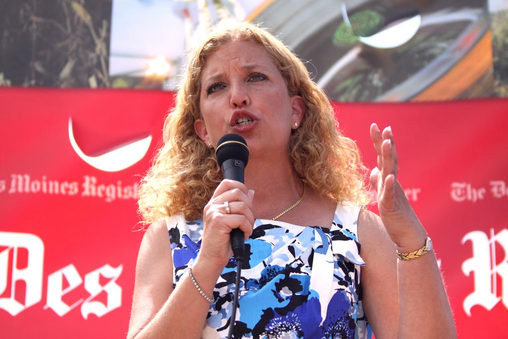 Congresswoman Debbie Wasserman Schultz photo