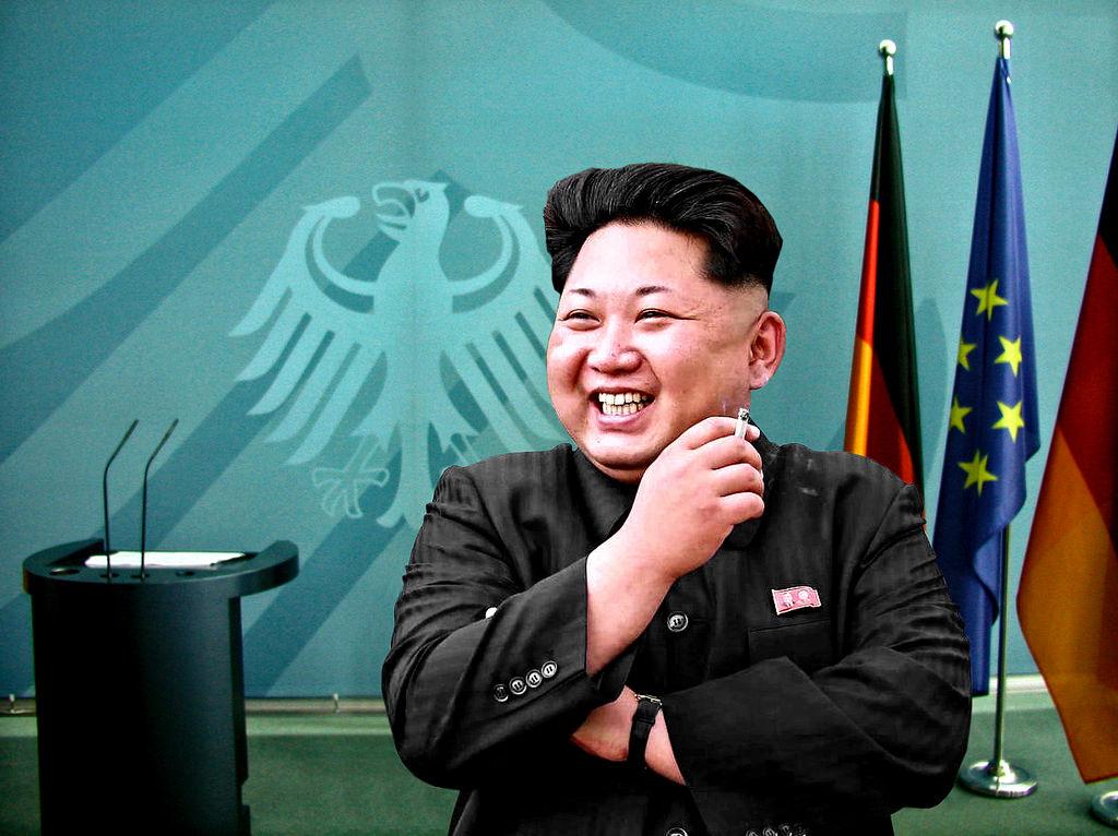 Kim Jong-un  photo