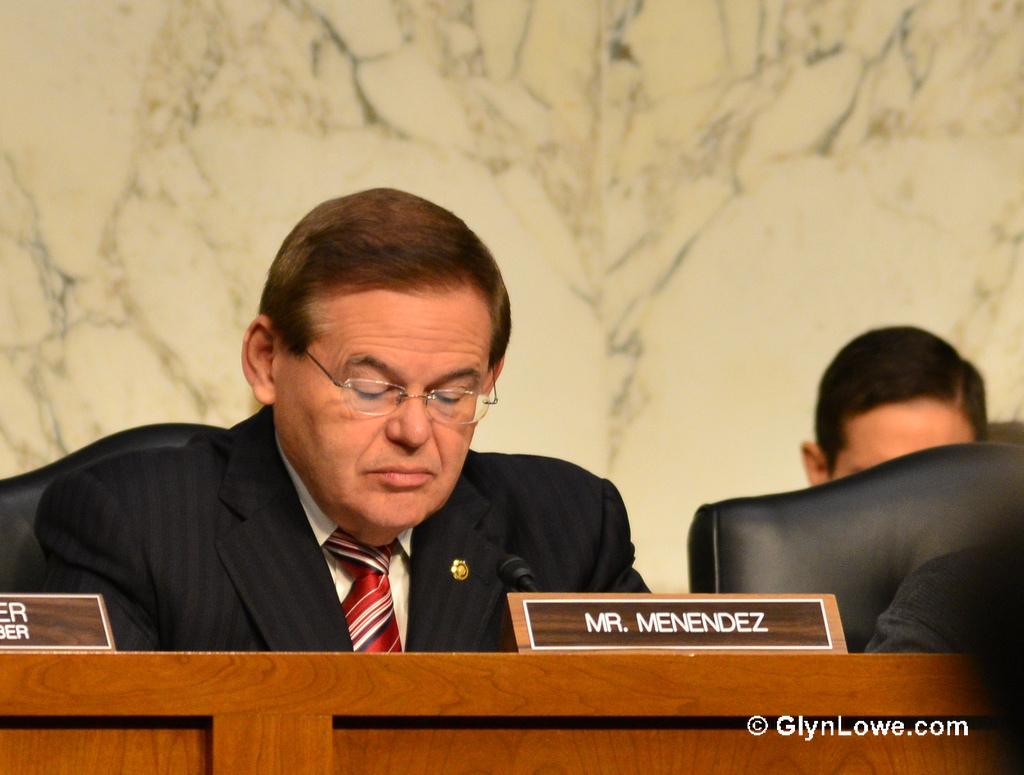 Senator Robert Menendez photo