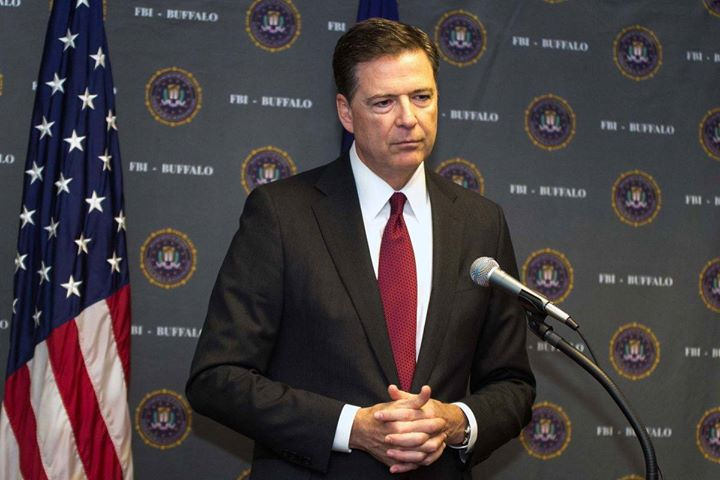 James Comey photo