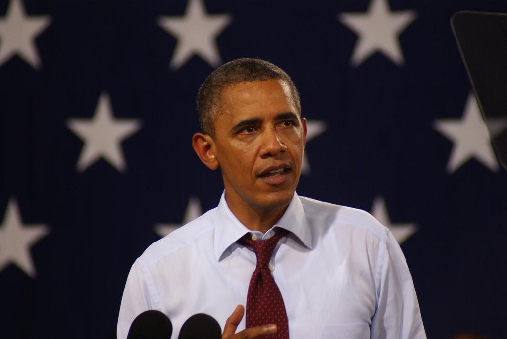 Barack Hussein Obama photo
