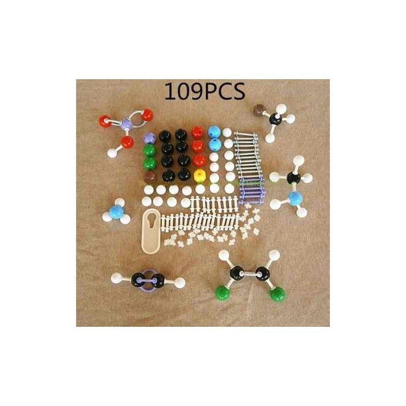 Qumica Orgnica Moleculares Molculas Pedagoga 109 Piezas