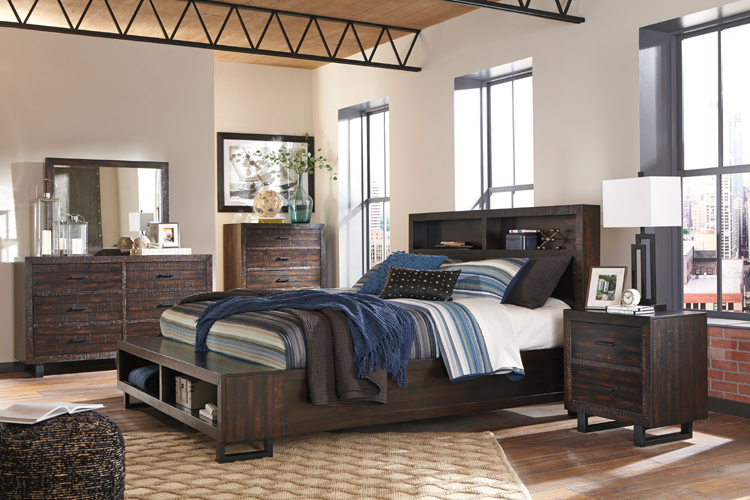 Ashley Bostwick Shoals Bedroom Set