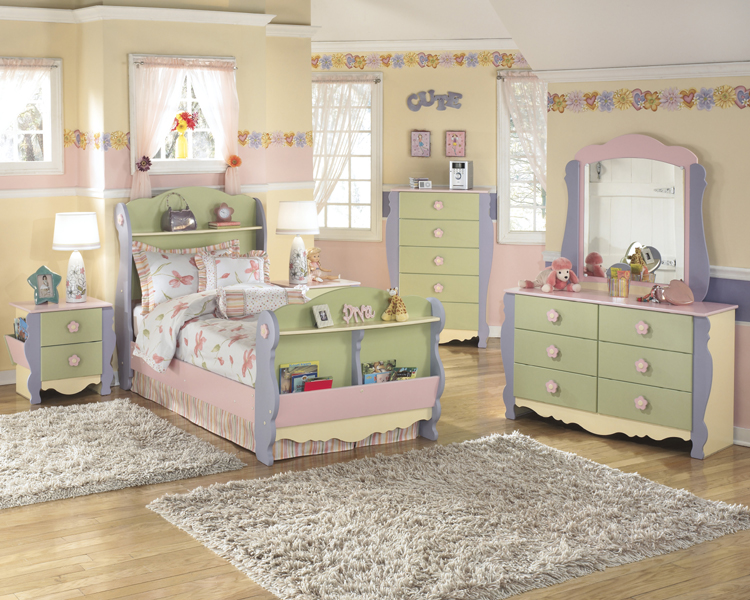 Liberty Lagana Furniture The Doll House Youth Bedroom
