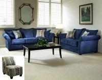 Royal Blue Living Room Furniture