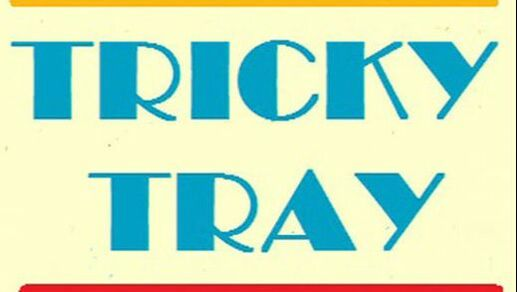 Image result for tricky tray