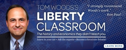 Tom Woods Liberty Classroom