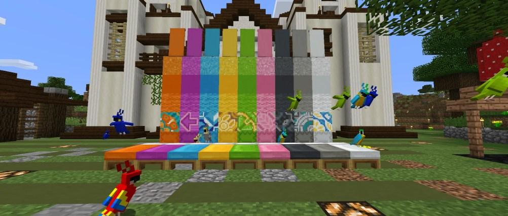 Minecraft 112 World Of Color Update Liberty Minecraft