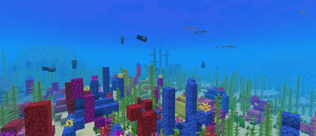 Preparing for Minecraft 1.13 (spoilers)
