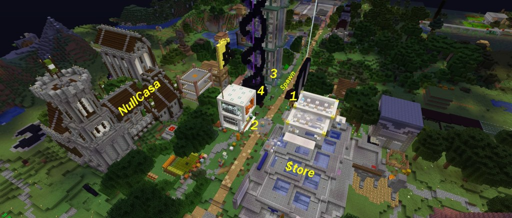 Liberty Minecraft in 10 Steps: Your First Day – Liberty