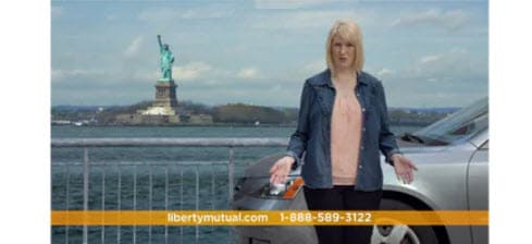 Liberty Mutual Insurance Unveils New Advertising And Brand Campaign To See Car Insurance In A Whole New Light Lmg