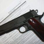 Nevada Gun Control Law Language Roadblocks Itself