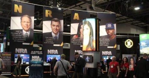 'NRA On Its Heels' Says Gun Control Group as VA Guv's Gun Session Looms