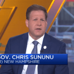New Hampshire's Chris Sununu Sets Constitutional Benchmark on Guns