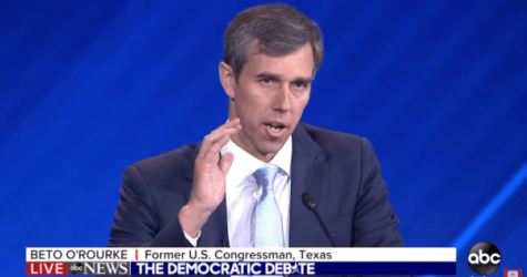 Beto Blurts: 'Hell Yes, We're Going to Take Your AR-15' And Crowd Cheers