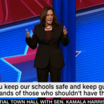 Sen. Kamala Harris to Hit Seattle with 'Gun Safety Roundtable'