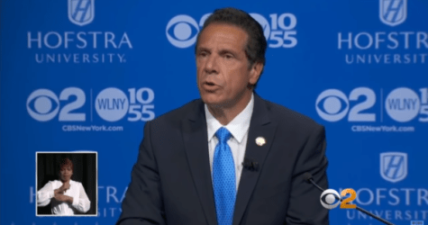 Cuomo: 'Dems Who Don't Support My Gun Plan Shouldn't Be Running'