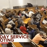 Armed Intervention, not 'Gun Reform' Stopped TX Church Gunman