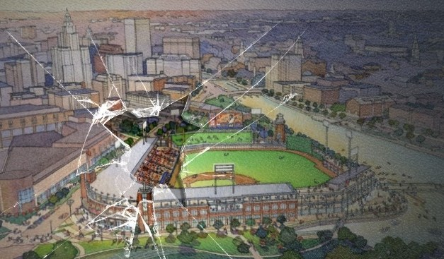 Pawsox Stadium Proposal is Just Another Broken Window