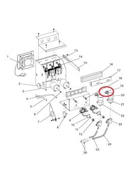 Dichtung Dampf, Produkt Absaugung Evoca N&W FB5100