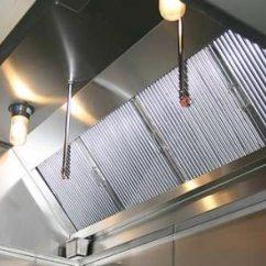 Commercial Kitchen Hood Cleaning Countertops Quartz Restaurant | Liberty Softwash York Pa
